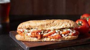 Premium Buffalo Chicken Sub